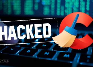 Attacco Hacker CCleaner