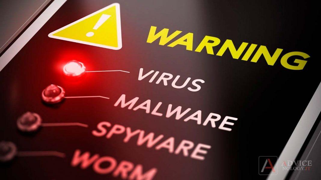 Malware o Virus