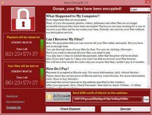 ransomware malware clusit