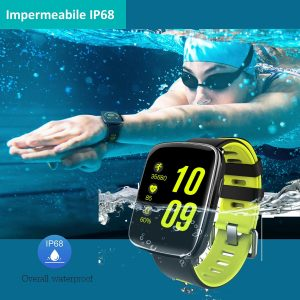 smartwatch yamay ip68 waterproof ip68