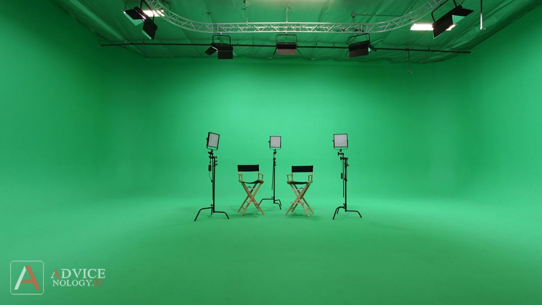 telo green screen