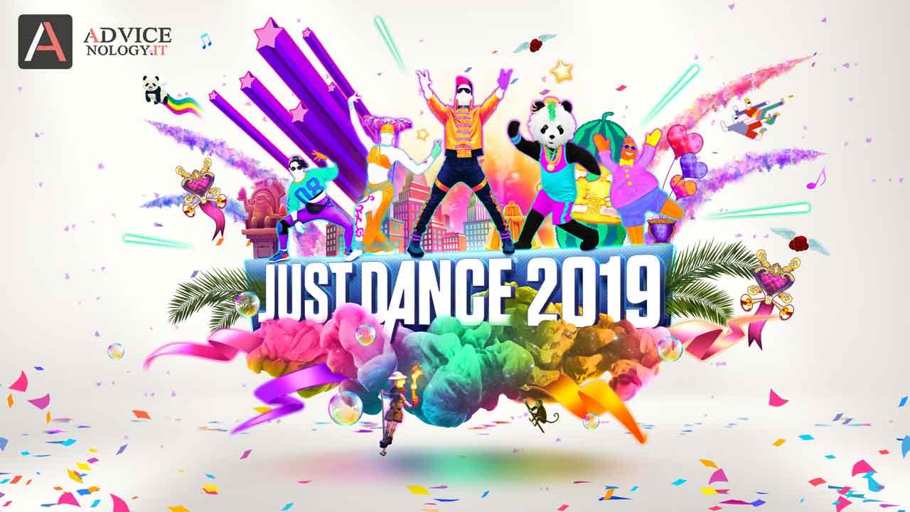 just dance 2019 giochi musicali per bambini ps4