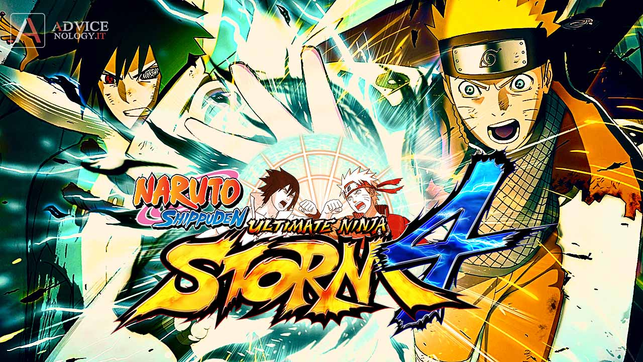 Naruto Shippuden Ultimate Storm 4