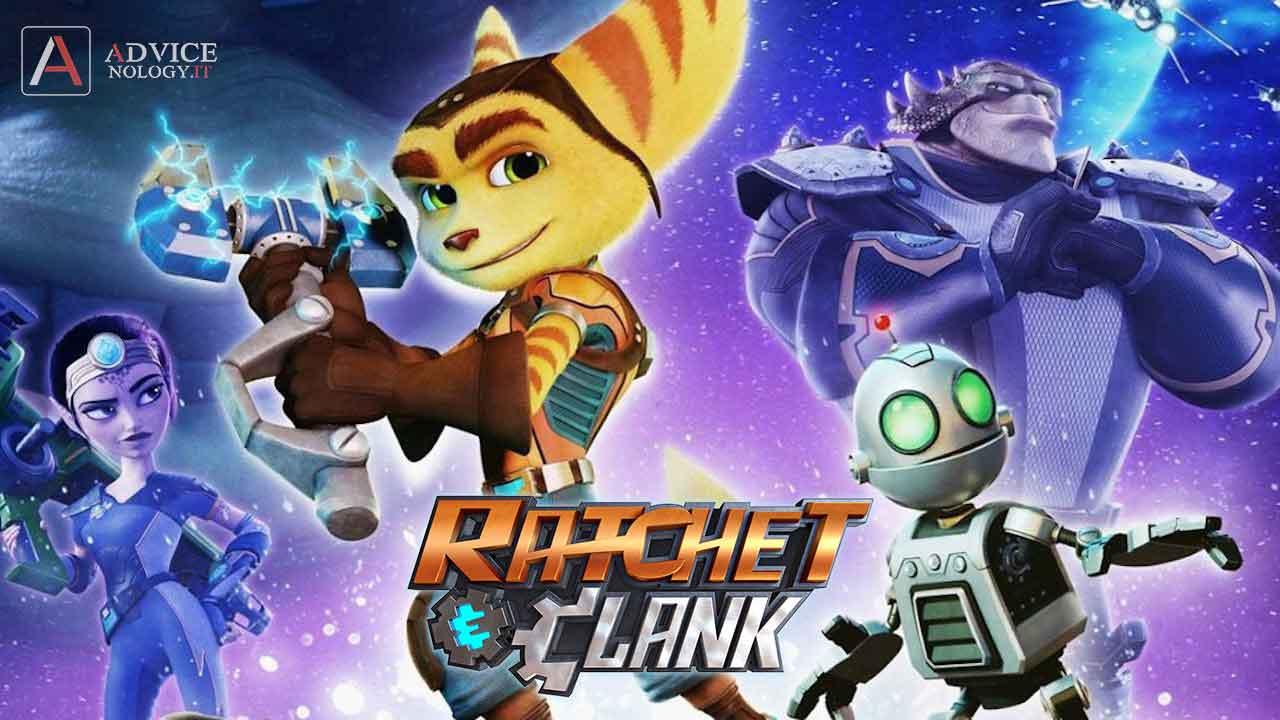 Ratchet & Clank non violento