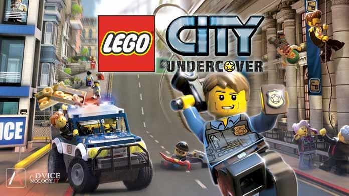 lego city polizia bambini 7 anni