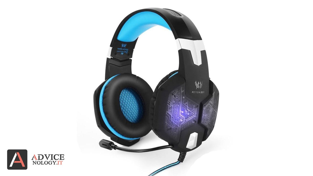 Marsboy G1000 Gaming Headset