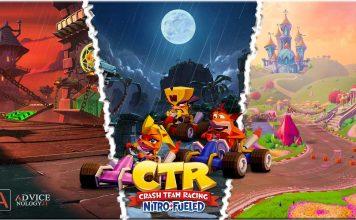 crash team racing nitro fueled personaggi nascosti