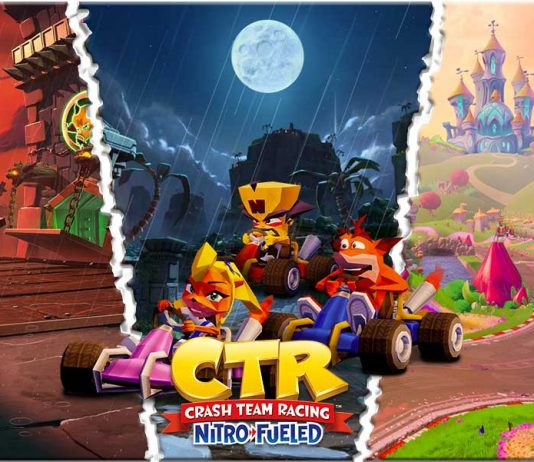 crash team racing nitro fueled personaggi nascosti