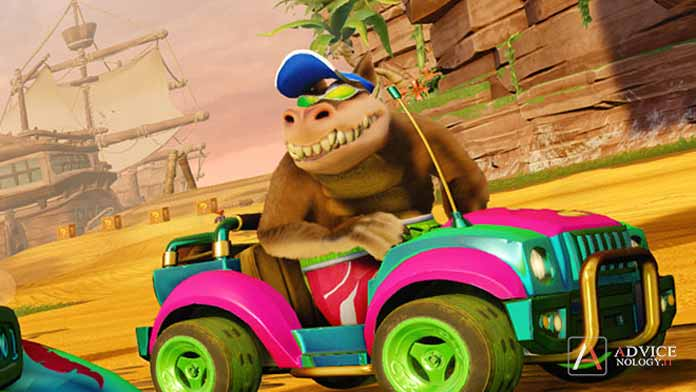 dingodile crash team racing nitro fueled
