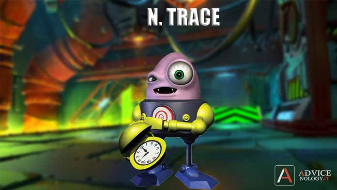 n trace crash nitro fueled