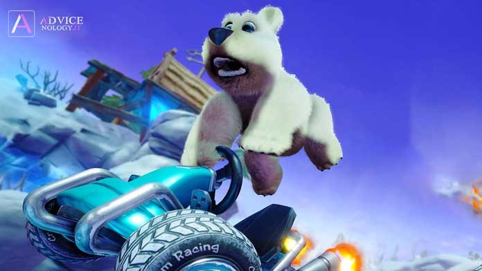 polar crash ctr nitro fueled