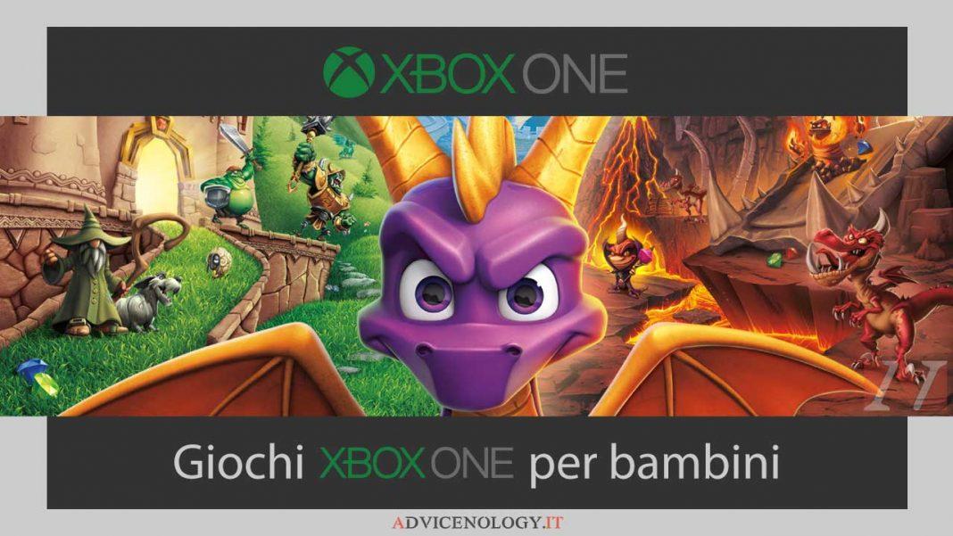 giochi xbox one per bambini
