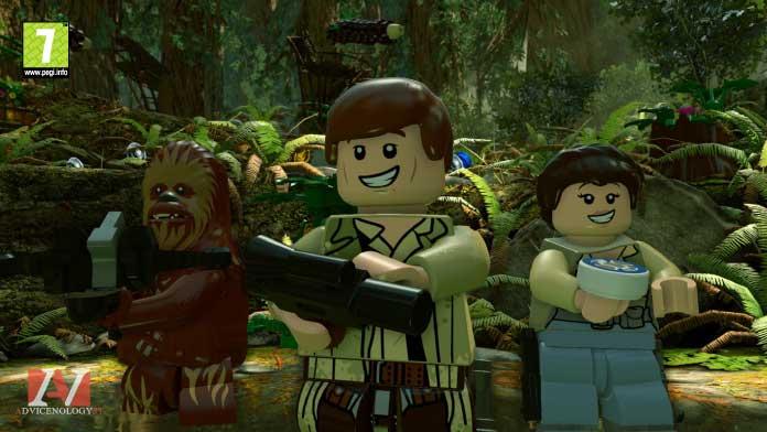 Lego Star Wars giochi xbox one bambini pegi 7