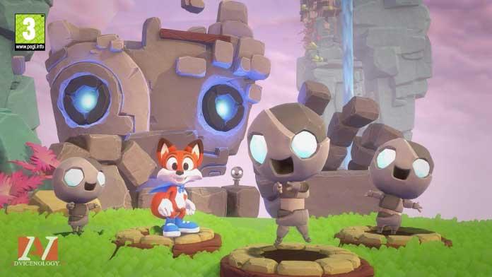Super Lucky's Tale giochi xbox one bambini pegi 3