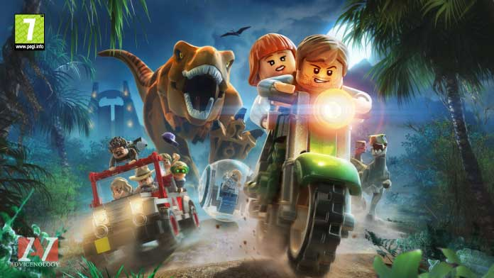lego Jurassic World giochi xbox one bambini pegi 7