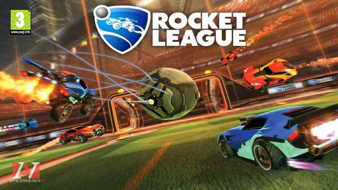 rocket league giochi xbox one pegi 3