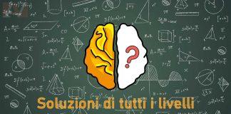 Brain out soluzioni di tutti i livelli
