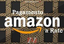 pagamento rate amazon italia