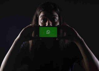 whatsapp nero