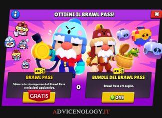 brawl pass gratis